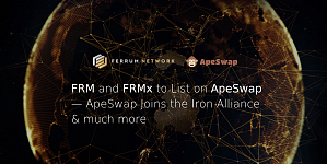 FRM and FRMx to List on ApeSwap